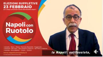 Ruotolo Senato 23 febbraio 2020 Napoli